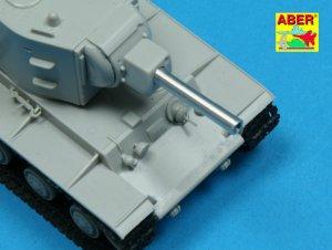 Cañon Ruso 152,4 mm M-10S para KV-II  (Vista 5)