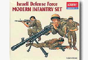 IDF Modern Infantry Set