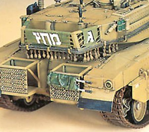 Merkava Mk.III  (Vista 5)