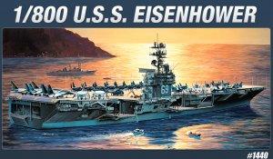 USS Eisenhower  (Vista 1)
