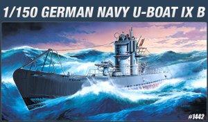 Type IX-B U-Boat  (Vista 1)