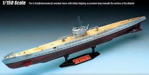 Type IX-B U-Boat  (Vista 2)