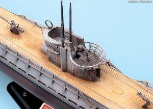 Type IX-B U-Boat  (Vista 3)