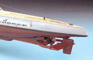 Type IX-B U-Boat  (Vista 5)