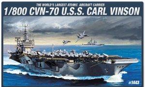 U.S.S. Carl Vinson   (Vista 1)