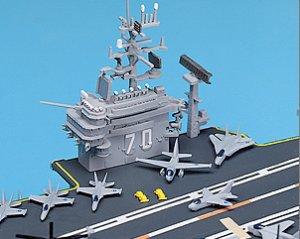 U.S.S. Carl Vinson   (Vista 4)