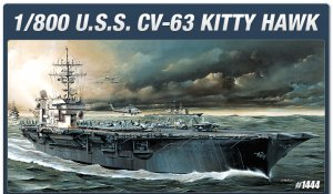 CVN-63 Kitty Hawk  (Vista 1)