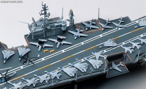 CVN-63 Kitty Hawk  (Vista 3)