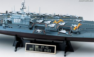 CVN-63 Kitty Hawk  (Vista 4)