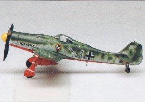 Focke-Wulf Fw190D  (Vista 4)
