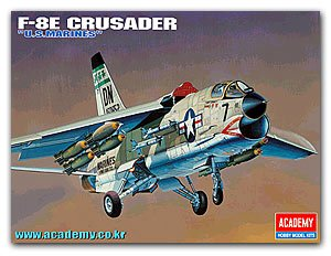 Vought F-8E Crusader