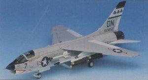 Vought F-8E Crusader  (Vista 2)