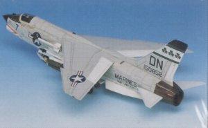 Vought F-8E Crusader  (Vista 3)