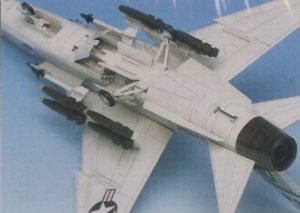 Vought F-8E Crusader  (Vista 5)