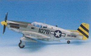 P-51C Mustang  (Vista 6)