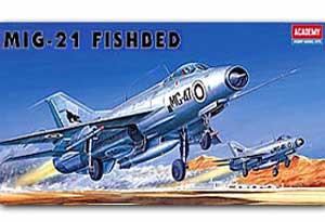 Mig-21 Fishbed - Ref.: ACAD-01618