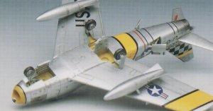 F-86F Sabre  (Vista 3)