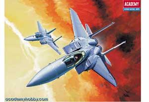 F-15 EAGLE  (Vista 1)
