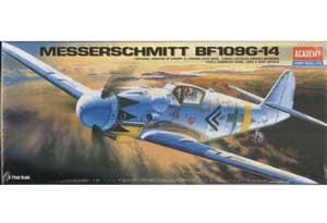 Bf-109 G14 Messerschmitt - Ref.: ACAD-01653