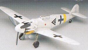 Bf-109 G14 Messerschmitt  (Vista 2)