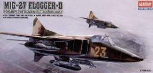 MiG-27 Flogger  (Vista 1)