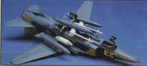 MiG-27 Flogger  (Vista 2)