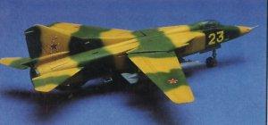 MiG-27 Flogger  (Vista 3)