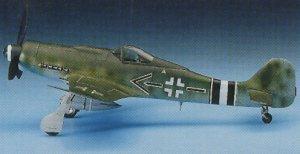 Focke-Wulf Fw190D  (Vista 5)