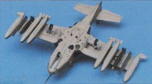 A-37B Dragonfly  (Vista 3)