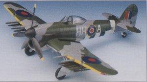 Hawker Typhoon Mk.Ib   (Vista 2)