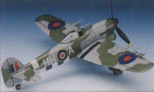 Hawker Typhoon Mk.Ib   (Vista 3)