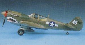 P-40 M/N Warhawk   (Vista 5)