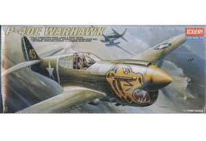 P-40E Warhawk   (Vista 1)