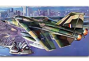 F-111C Aardvark  (Vista 1)