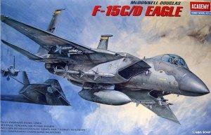 F-15C/D Eagle  (Vista 1)