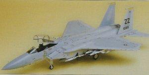 F-15C/D Eagle  (Vista 3)