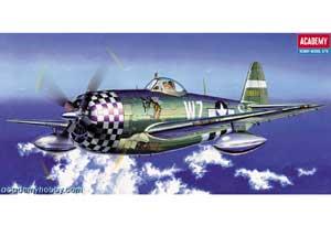 P-47D Thunderbolt - Ref.: ACAD-02105