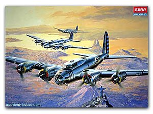 B-17B Flying Fortress