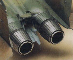 Mikoyan MIG-29A Fulcrum A  (Vista 5)