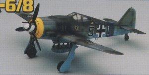 Fokewulf Fw190A 6/8  (Vista 2)
