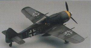 Fokewulf Fw190A 6/8  (Vista 3)