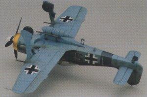 Fokewulf Fw190A 6/8  (Vista 4)