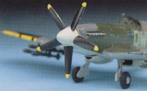 Siptfire MK XIVC  (Vista 2)