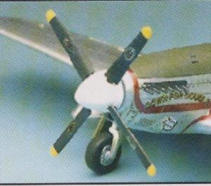 P-51D Mustang  (Vista 3)