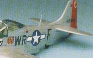P-51D Mustang  (Vista 4)