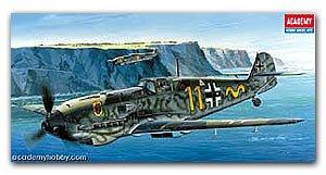 Messerschmitt Bf-109E 3/4 - Ref.: ACAD-02133