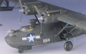 PBY5A Blackcat Catalina
