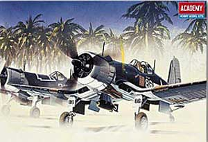 Vought F4U-1D Corsair  (Vista 1)