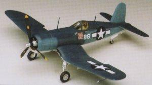 Vought F4U-1D Corsair  (Vista 2)