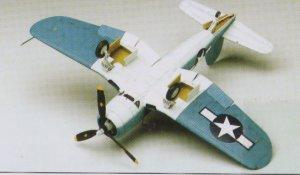 Vought F4U-1D Corsair  (Vista 3)